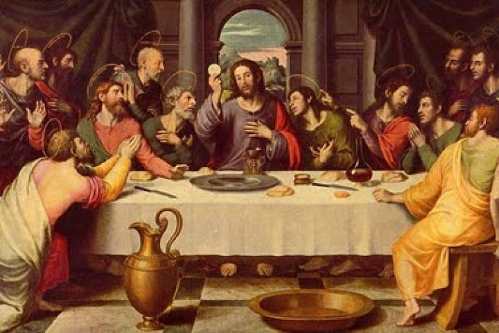 Maunday Thursday Last Supper
