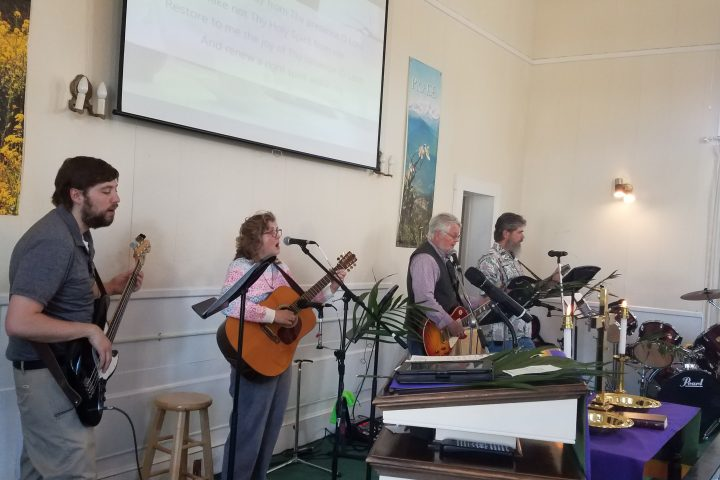Praise and Worship Band